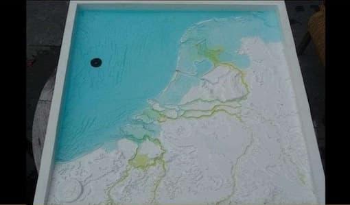 Lancering vernieuwde 3D Waterkaart van Nederland!