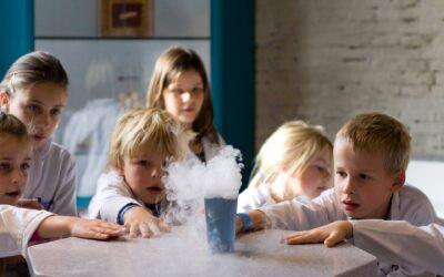Herfstvakantie – Experimenteren met toverstof!