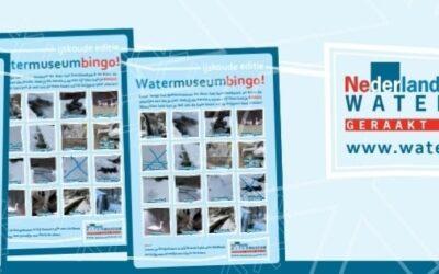 watermuseum bingo!